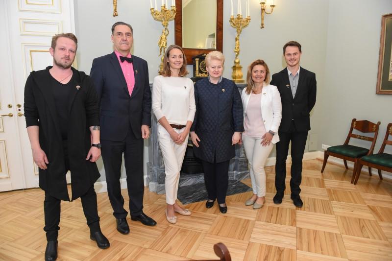 """Prie kampanijos """"Už saugią Lietuvą"""" jungiasi nauji ambasadoriai"""
