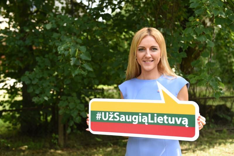 """""""Už saugią Lietuvą"""" ambasadoriai skelbia dieną prieš patyčias"""
