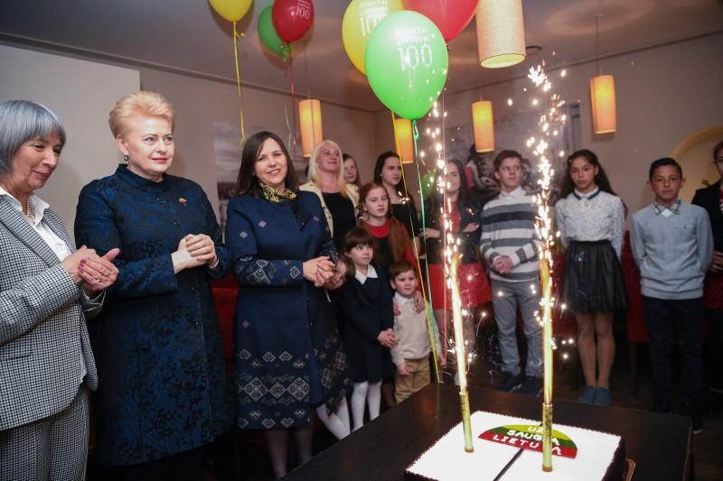 """Kampanijai """"Už saugią Lietuvą"""" – dveji"""