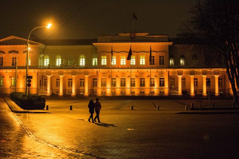 Oranžinė Prezidentūra – signalas stabdyti smurtą prieš moteris