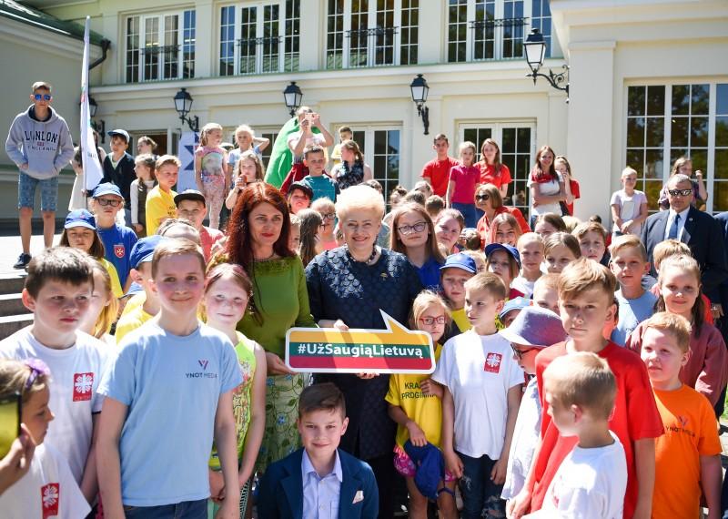 """Kampanija """"Už saugią Lietuvą"""" – treji socialinių pokyčių metai"""