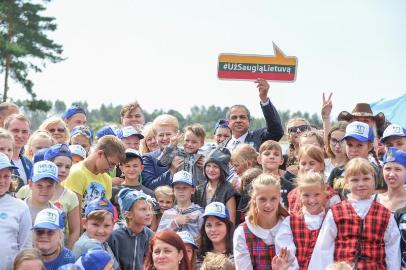 """Pirmasis """"Už saugią Lietuvą"""" pusmetis: pokyčiai prasidėjo"""