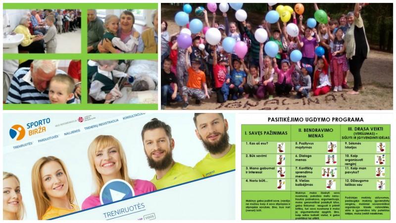"""Prie kampanijos """"Už saugią Lietuvą"""" jungiasi šalies mokyklos"""