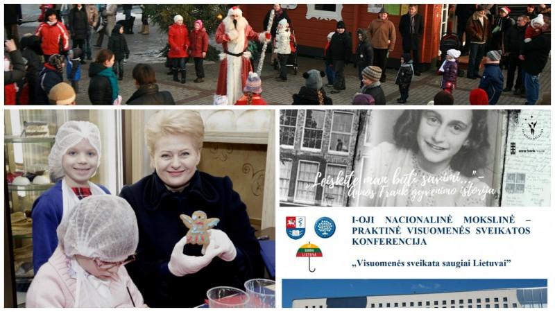 """Prie kampanijos """"Už saugią Lietuvą"""" jungiasi jau tradicija tapę renginiai"""