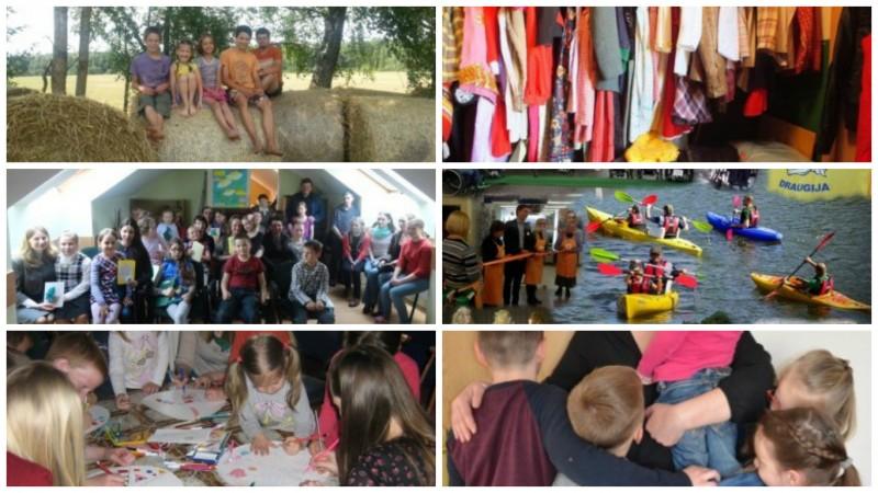 """Per pirmąjį kampanijos ,,Už saugią Lietuvą"""" mėnesį – šimtas gerųjų iniciatyvų"""