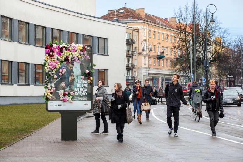 """""""Veiksmo savaitei BE PATYČIŲ""""  - kampanijos """"Už saugią Lietuvą"""" ir partnerių dovana"""