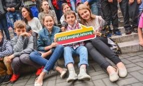 """Vasaros palydėtuvėms – """"Už saugią Lietuvą"""" partnerių iniciatyvos"""