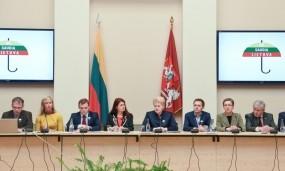 """Prie nacionalinės kampanijos """"Už saugią Lietuvą"""" jungiasi šalies savivaldybės"""