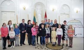 """Kampanija """"Už saugią Lietuvą"""" – prasmingi darbai tęsiasi"""