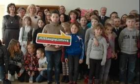Lietuvos žmonių dovana Juodupės vaikams – naujas dienos centras