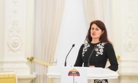 """""""Gelbėkit vaikus"""" generalinės direktorės Rasos Dičpetrienės kalba kampanijos """"Už saugią Lietuvą"""" atidaryme"""