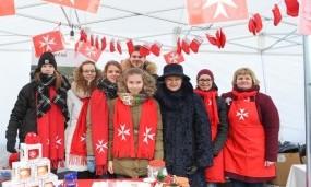Kalėdinėje labdaros mugėje – pilietiška ir atsakinga Lietuva
