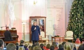 """Akcija """"Knygų Kalėdos"""" prisijungė prie kampanijos """"Už saugią Lietuvą"""""""