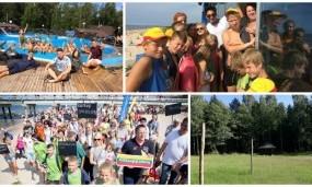 """Kampanijos ,,Už saugią Lietuvą"""" partnerių rūpestis – vaikų vasaros atostogos"""