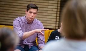 """Kovai su patyčiomis – naujos iniciatyvos kampanijoje """"Už saugią Lietuvą"""""""