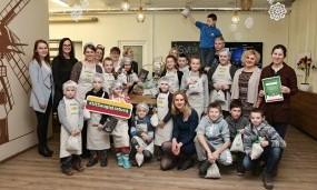 Vaikų dienos centrui - verslo įmonės globa