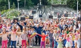 Tūkstančiams šalies vaikų padovanotos vasaros atostogos