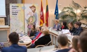 Susitikimas su Kauno regiono savivaldybėmis – spartesnei globos namų pertvarkai