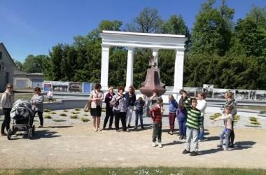 Dovana Lietuvai - ekskursija į Rietavo Oginskių kultūros ir istorijos muziejų