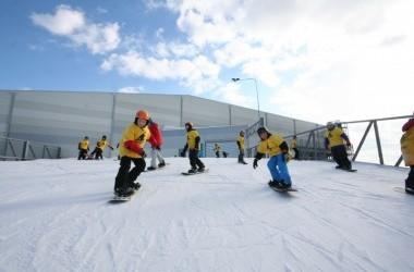 """""""Džiaukimės ką turime Lietuvoje - slidinėjimo pramogos Snow Arenoje"""""""