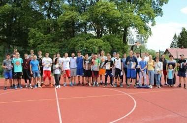 Socialinis 3x3 krepšinio turnyras Pumpėnuose