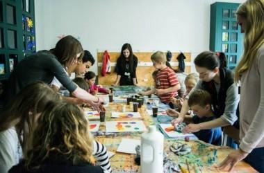 Lietuvos krikščioniško fondo Vaikų dienos centras Ginkūnuose