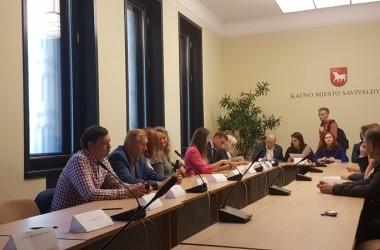 Pasirašytas Kauno miesto savižudybių prevencijos memorandumas