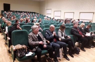 """Respublikinė konferencija """"Savižudybė: išgirskime, padėkime, išgelbėkime"""""""