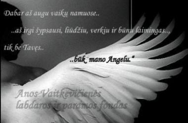 """""""Po Angelo sparnu"""""""