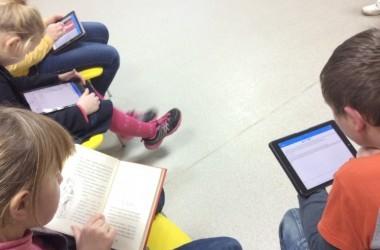 Kauno rajono bibliotekos edukaciniai renginiai - dienos centro vaikams