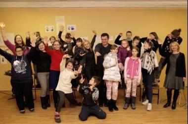 Parama vaikų dienos centrui - Kauno Šv. Vincento Pauliečio (Petrašiūnų) parapijai