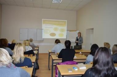Konsultacijų ciklas vaiko teisių apsaugos klausimais Kauno mieste