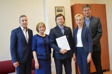 Sėkmingai tęsiamas tarpinstitucinis Kauno apygardos prokuratūros ir  Kauno pedagogų kvalifikacijos centro bendradarbiavimas