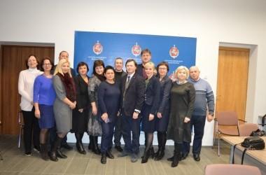 Kauno pedagogų kvalifikacijos centro, Kauno miesto ugdymo įstaigų vadovų ir Kauno apygardos prokuratūros bendra prevencinė veikla