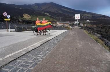 Kauniečiai numynė 3197,5 km taip paminėdami 2015 m. Lietuvoje įvykusius eismo įvykius