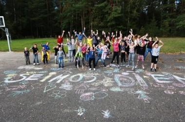 Vaikų dienos centras - pilnavertė vaikystė Rukloje