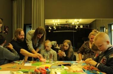 Kultūrų tiltas. Kūrybinių dirbtuvių ciklas vaikams