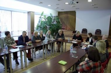Susitikimas-diskusija vaiko globos klausimais Birštono savivaldybėje