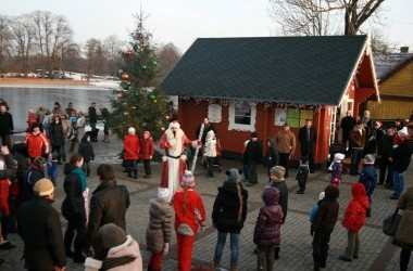 Trakai - Kalėdų senelių sostinė