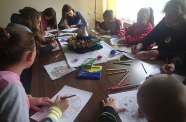 Leipalingio seniūnijos vaikų dienos užimtumo centras