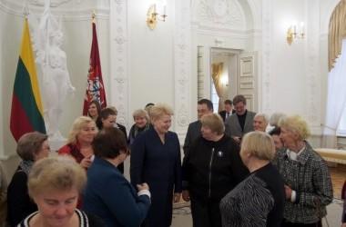 """Kauno bendruomenės centre """"Girsta"""" suburtas senjorų klubas"""