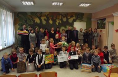 Įkurtas Užvenčio Maltiečių Vaikų dienos centras