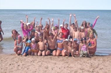 """Vaikų vasaros stovykla ,,Ten, kur saulę nusineša jūra"""""""